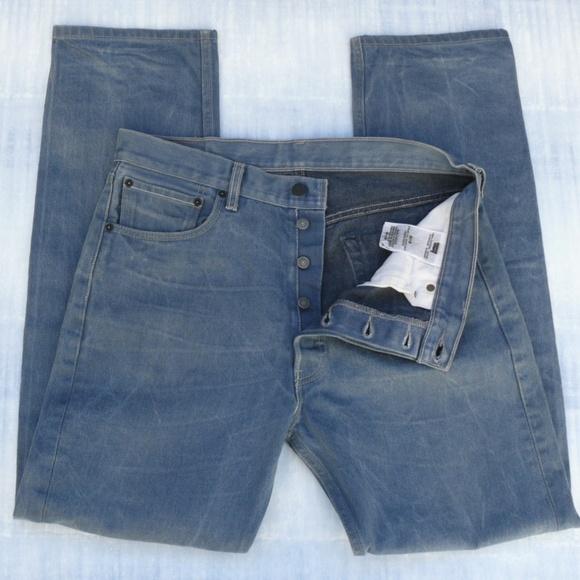 d4a94b3c Levi's Jeans   Levis 501 Xx Button Fly 34 X 32 Straight Leg   Poshmark